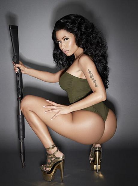 Nicki Minaj calendar 2015