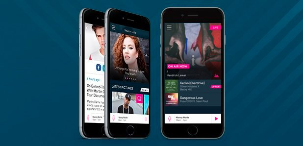 Capital XTRA App: Ways To Listen 2015