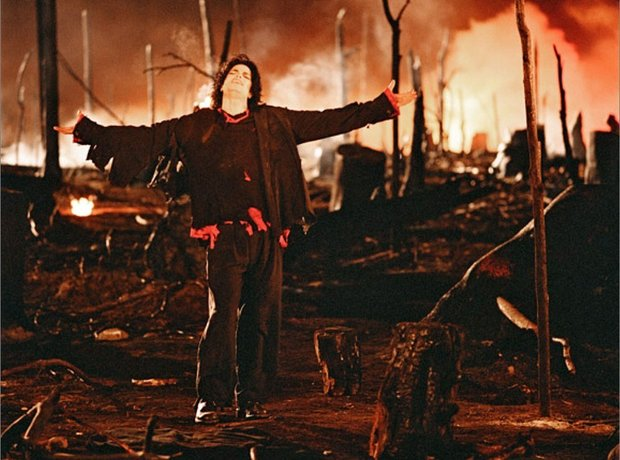 Michael Jackson - 'Earth Song'