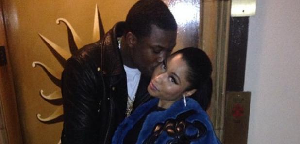 Nicki Minaj and Meek Mill Instagram