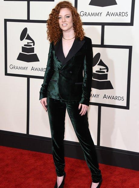 Jess Glynne at the Grammy Awards 2015
