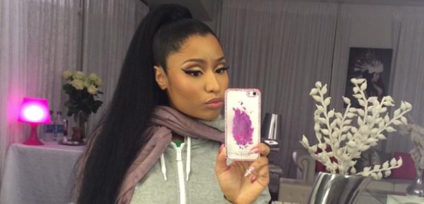 Nicki Minaj on Instagram