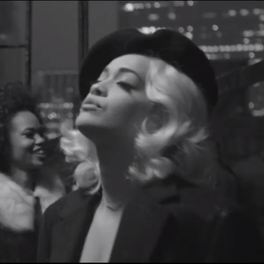Charles Hamilton and Rita Ora New York Raining vid