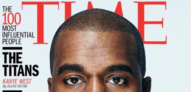 Kanye West Time Magazine 2015