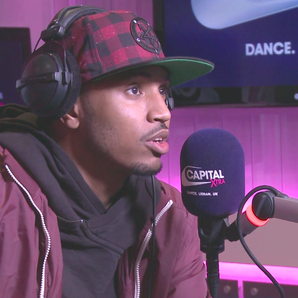Trey Songz on Capital XTRA