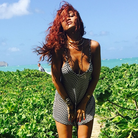 Rihanna holiday