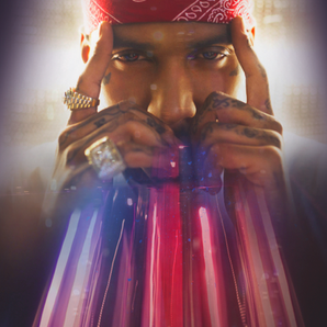 Kid Ink Full Speed UK Tour 2015