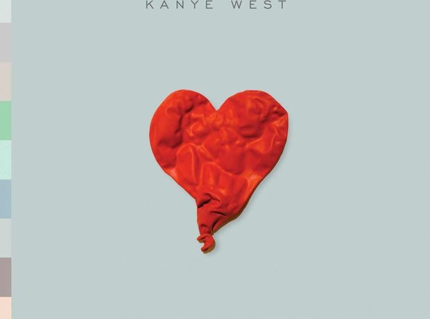 Kanye 808s & Heartbreak