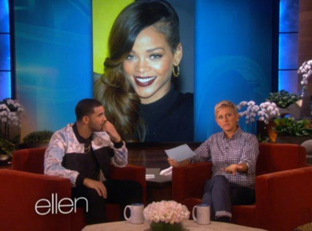 Drake Rihanna History