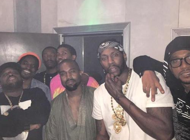 Kanye West Andre 3000 Big Boi and 2 Chainz