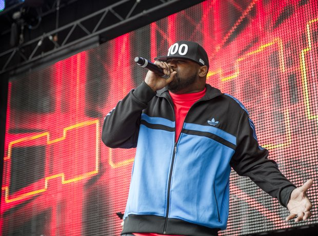 Ghostface Killah Wireless 2015