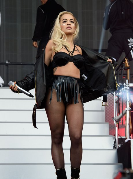 Rita Ora at Wireless Festival
