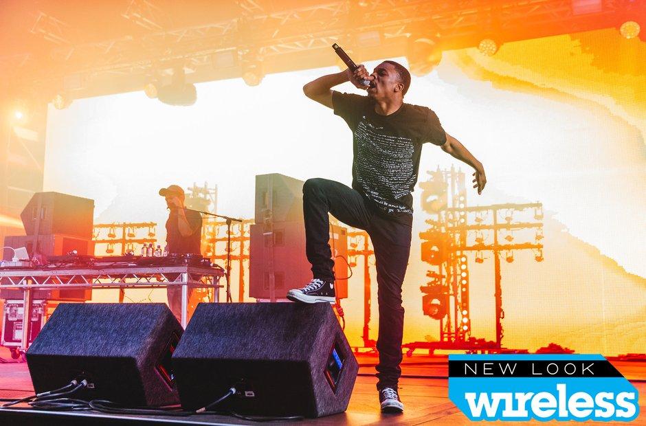 Vince Staples Wireless Festival 2015