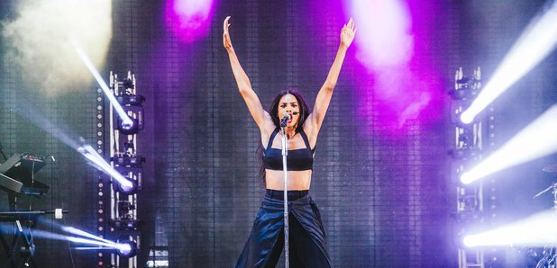 Ciara Wireless Festival 2015