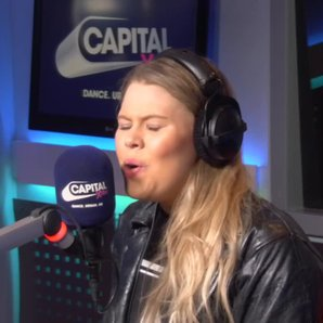 Grace live performance Capital XTRA