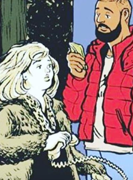 Drake Adele Hotline Bling