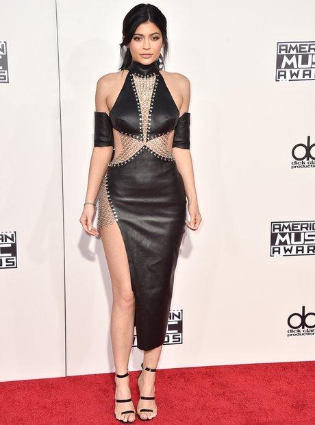 Kylie Jenner American Music Awards 2015
