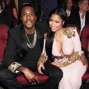 Nicki Minaj and Meek Mill American Music Awards 20