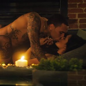 Chris Brown Back To Sleep Video