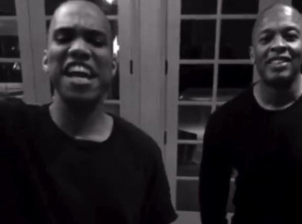 Anderson Paak Dr Dre