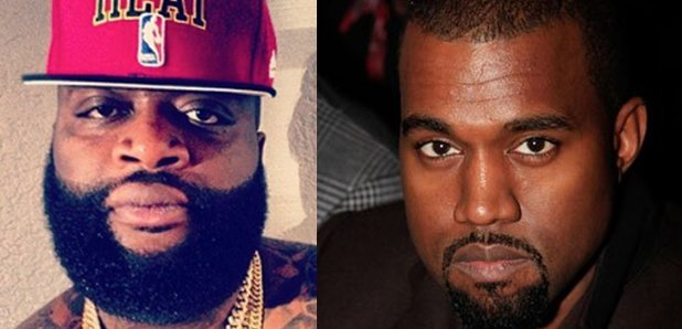 Rick Ross Kanye West