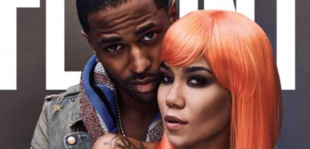 Flaunt Magazine with Big Sean and Jhene Aiko