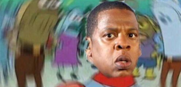 Jay Z photoshop spongebob squarepants