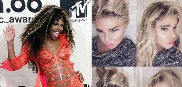 Lil Kim Transformation