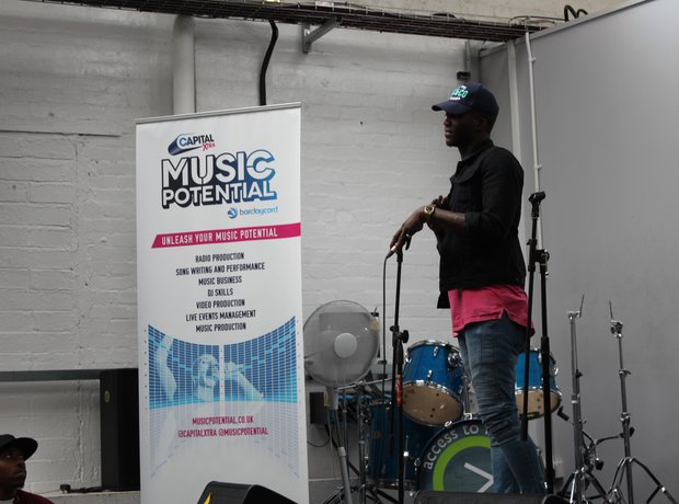 Jacob Banks supports tutoring singing in Birmingha