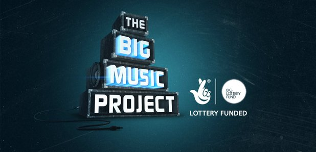 TBMP Logo lockup with the Big Lottery Fund