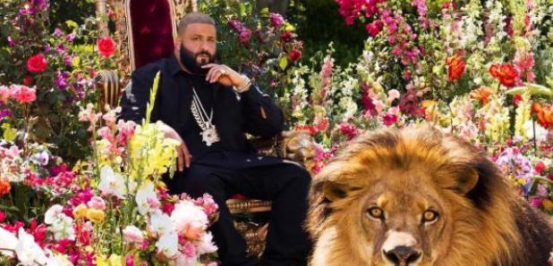 DJ Khaled major key artwork