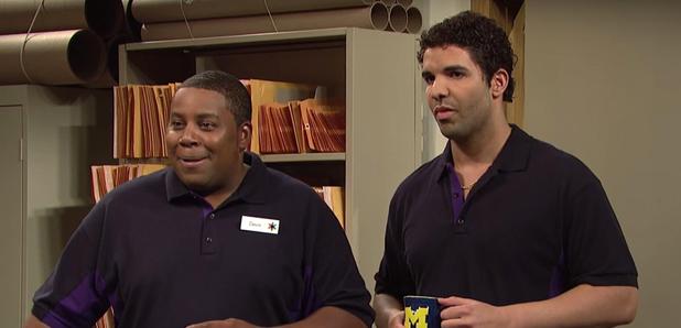 Drake SNL skit