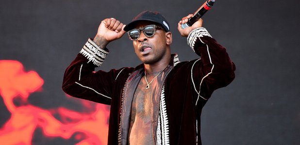 Skepta Glastonbury 2016