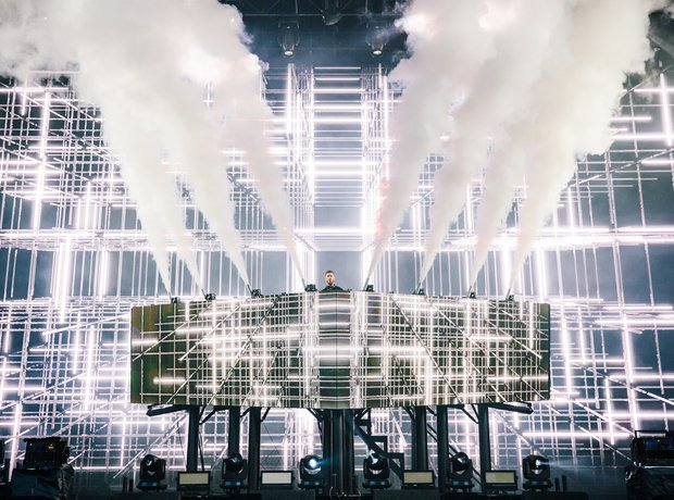 Calvin Harris Wireless Festival