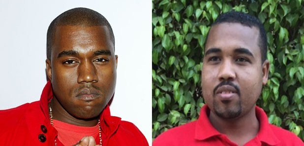 Kanye West look-a-like