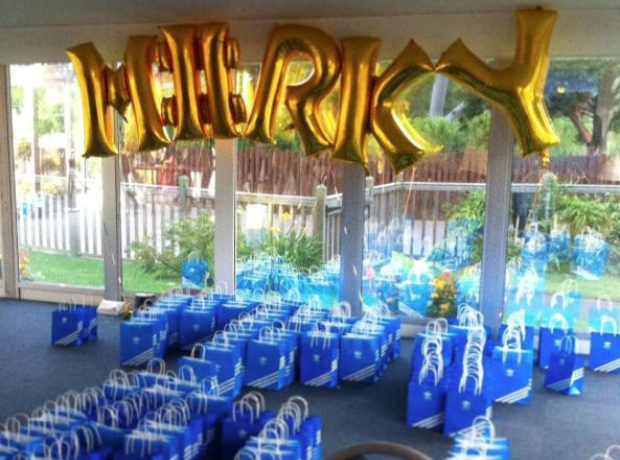Stormzy Thorpe Park Birthday