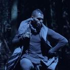 Chris Brown dancing