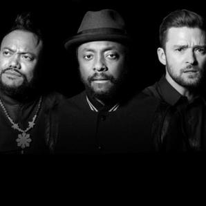 Black Eyed Peas and Justin Timberlake