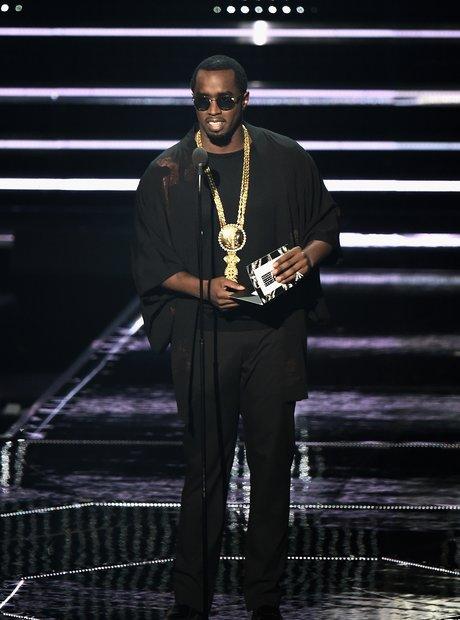 Sean Diddy Combs Award Acceptance MTV VMAs 2016