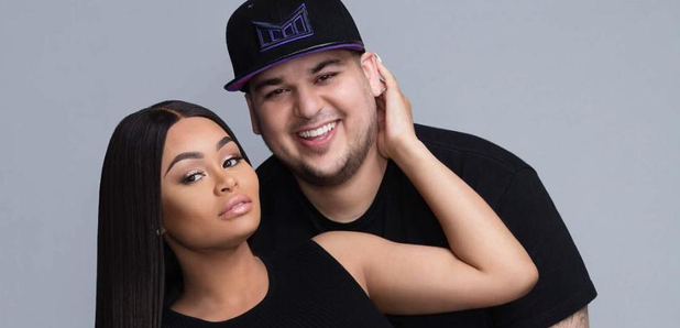 Blac Chyna and Rob Kardashian reveal that they are