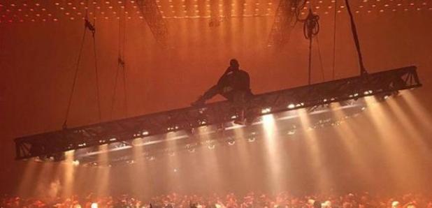 Kanye West Fans Nashville