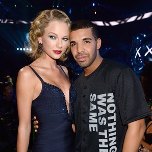 Taylor Swift with Drake