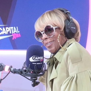 Mary J Blige on Capital XTRA