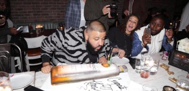 DJ Khaled Ciroc Cake