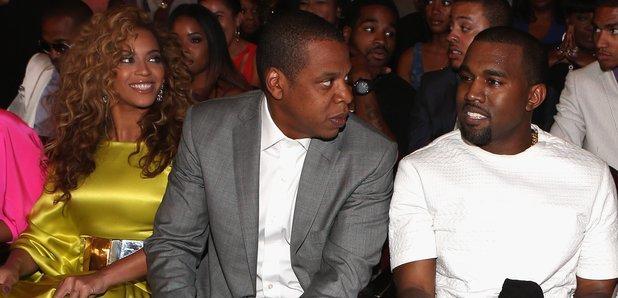 Kanye West Jay Z Beyonce Kim K