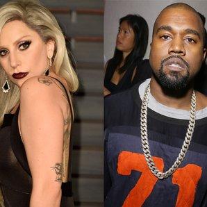 Lady Gaga Kanye West