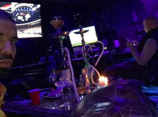 Drake More Life Studio Session