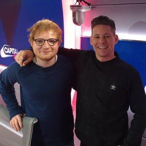 Ed Sheeran Jez Welham
