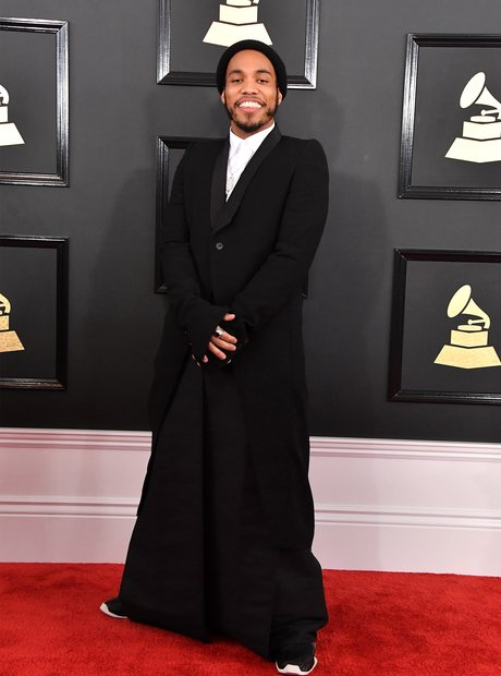 Anderson Paak at the Grammy Awards