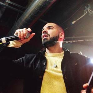 Drake Crashes London Show